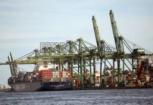 Exportação de produtos brasileiros viraram alvo de consumidores europeus revoltados com as queimadas Foto: JOSÉ PATRÍCIO / ESTADÃO CONTEÚDO