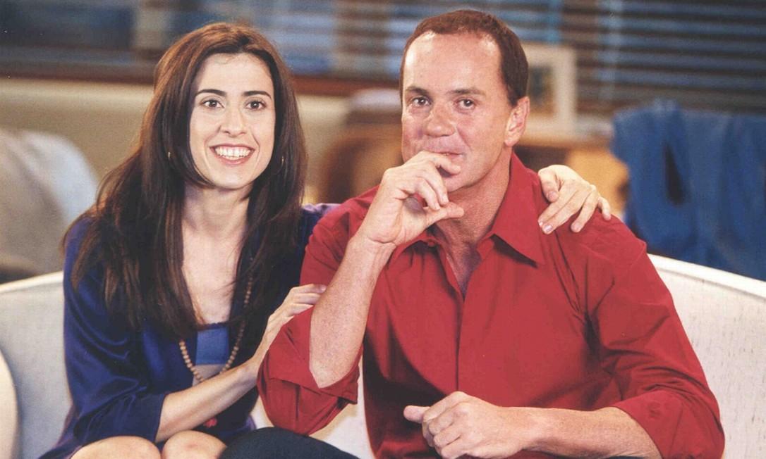 'Os normais' Foto: TV GLOBO