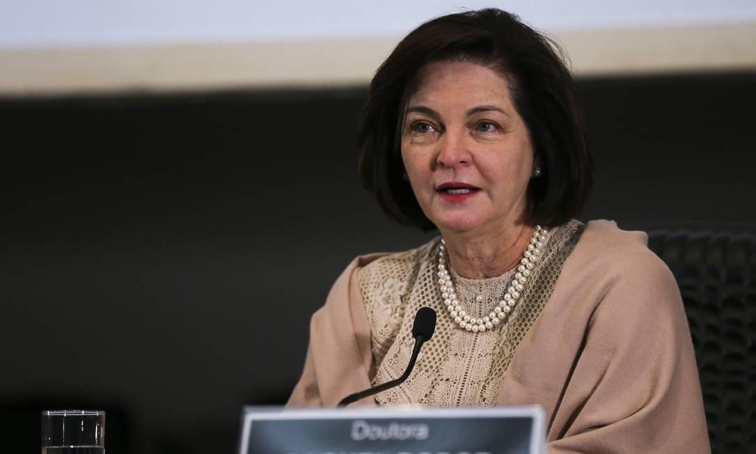 Raquel Dodge tem apenas mais duas semanas de mandato como procuradora-geral da República Foto: José Cruz / Agência O Globo