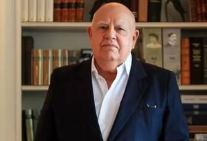 O diplomata Marcos Azambuja Foto: Divulgação