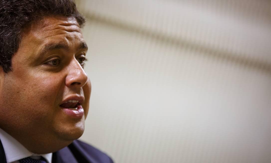 Felipe Santa Cruz, presidente da OAB Foto: Daniel Marenco 31-01-2019 / Agência O Globo