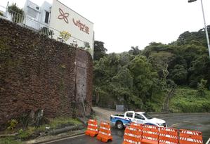 Fechado, Vip's vai à Justiça exigir da prefeitura o ressarcimento de prejuízos Foto: Antonio Scorza / Agência O GLOBO