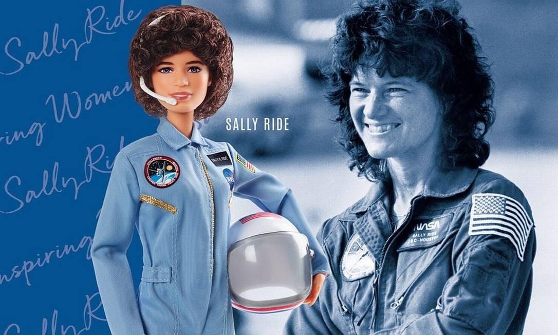 A versão de SallyRide também foi lançada Foto: Divulgação