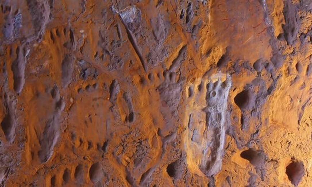 Em nota, o Iphan menciona a necessidade de pesquisas arqueológicas na gruta, que nunca recebeu tais estudos Foto: Eduardo Hanazaki