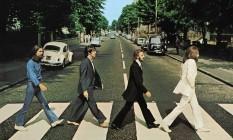 Abbey Road Foto: Handout . / Iain Macmillan, Apple Corps