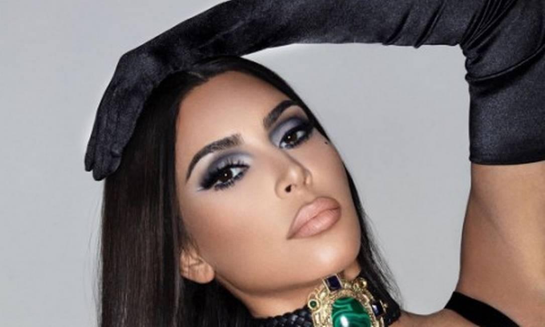 Kim Kardashian Foto: Reprodução do Instagram