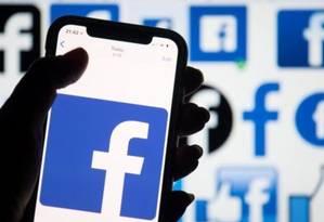 Facebook tem cerca de 30 mil funcionários terceirizados para monitorar conteúdo publicado na rede social em todo o mundo Foto: PA Media