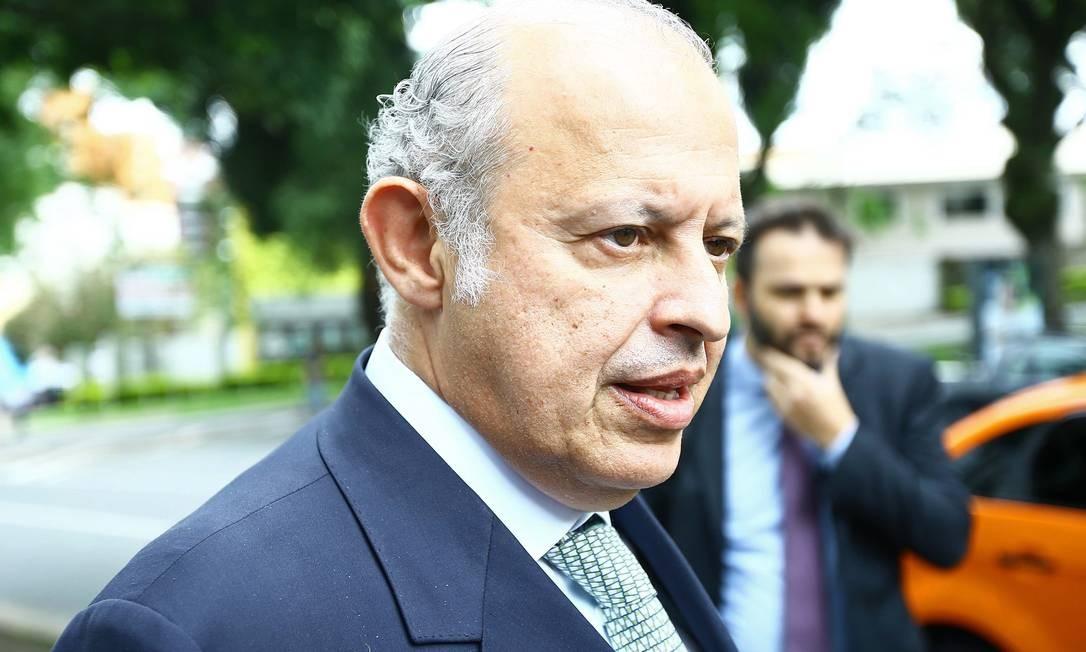 Alberto Toron, advogado de Aldemir Bendine Foto: Dia Esportivo / Agência O Globo