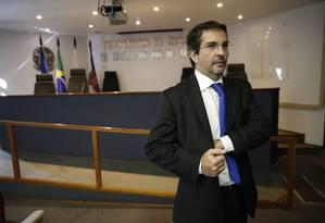 José Augusto Vagos é procurador regional da República e integrante da força-tarefa da Lava-Jato no Rio Foto: Fernando Frazão / Agência Brasil/ 04/09/2018