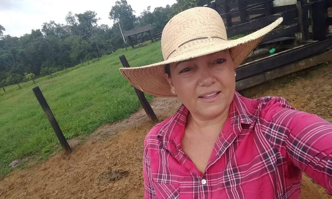 Maria Augusta da Silva Neta, fazendeira e presidente do Sindicato Rural de Altamira (PA) Foto: Arquivo pessoal