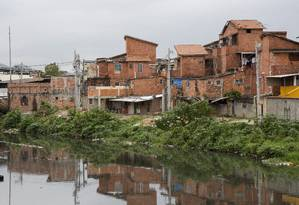 Cidade de Deus. Considerada bairro oficialmente, seria beneficiada por quatro projetos Foto: Bruno Kaiuca / Agência O Globo