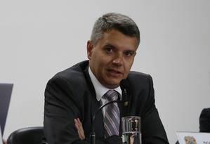 Ricardo Saadi, superintendente da Polícia Federal Foto: Lucas Tavares / Zimel Press / Agência O Globo