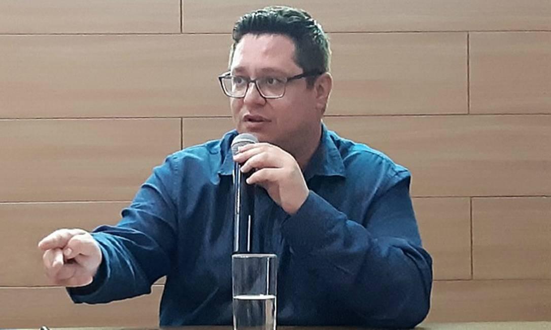 Leonardo Pinho, presidente do Conselho Nacional de Direitos Humanos (CNDH) Foto: Egberto Siqueira