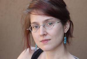 Nathalie Lawhead, desenvolvedora de jogos, usou seu site pessoal nesta semana para acusar de estupro Jeremy Soule, compositor de trilhas para videogames, em episódio que afirmou ter acontecido no fim dos anos 2000 em Vancouver, no Canadá. Foto: Reprodução | Twitter