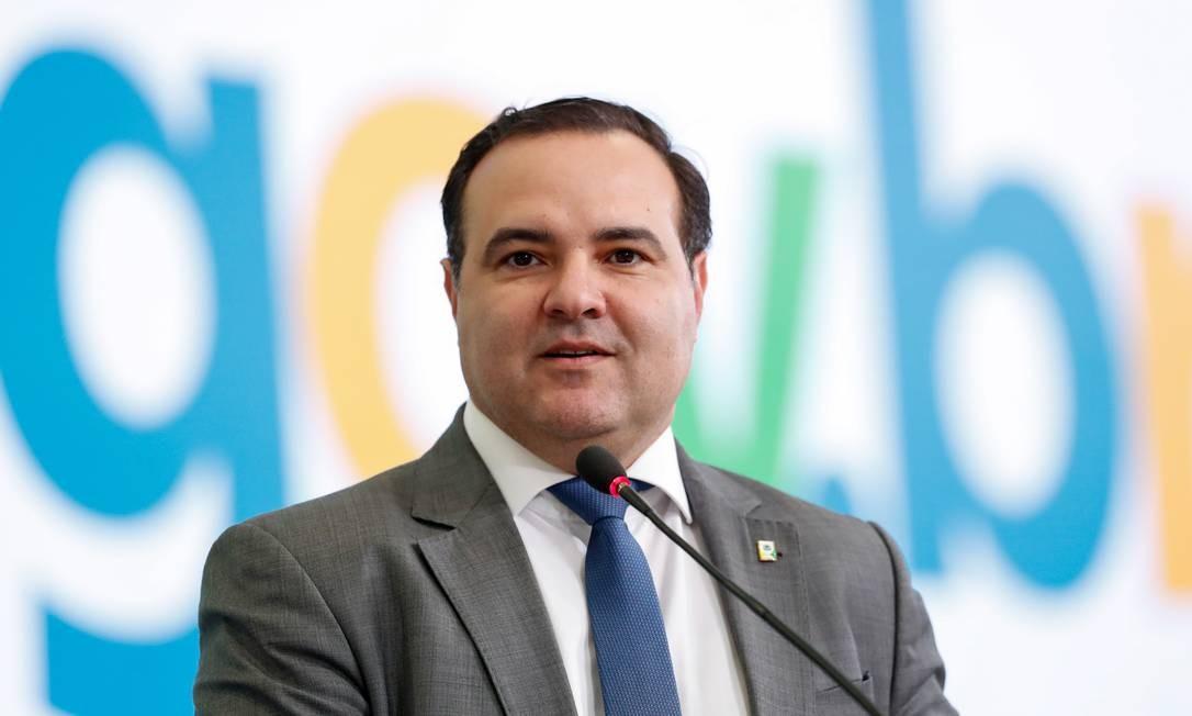 O ministro-chefe da Secretaria Geral, Jorge Oliveira. Foto: Foto: Alan Santos/PR