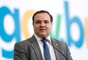 O ministro-chefe da Secretaria Geral, Jorge Oliveira, disse que tem 'as melhores referências' do subprocurador Foto: Foto: Alan Santos/PR