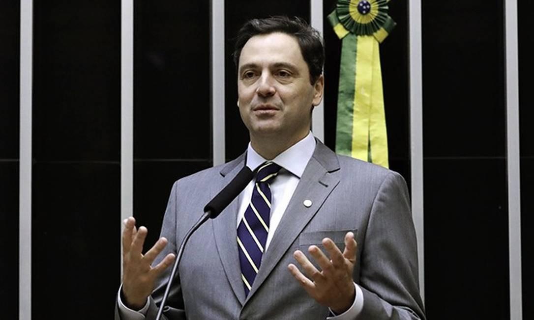 O deputado Luiz Philippe de Orleans e Bragança, do PSL de São Paulo Foto: Divulgação/Câmara