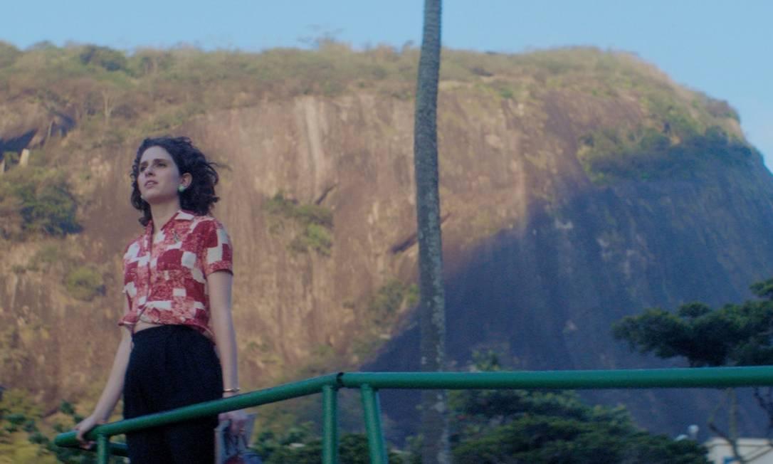 """Carol Duarte em cena de """"A vida invisível"""" Foto: Divulgação"""