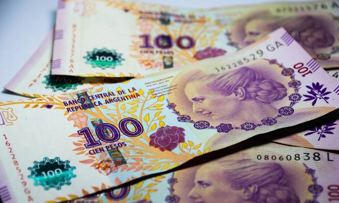 Notas de pesos argentinos: Agência de risco S&P diz que Argentina deu 'calote seletivo' e rebaixa nota do país Foto: Pixabay