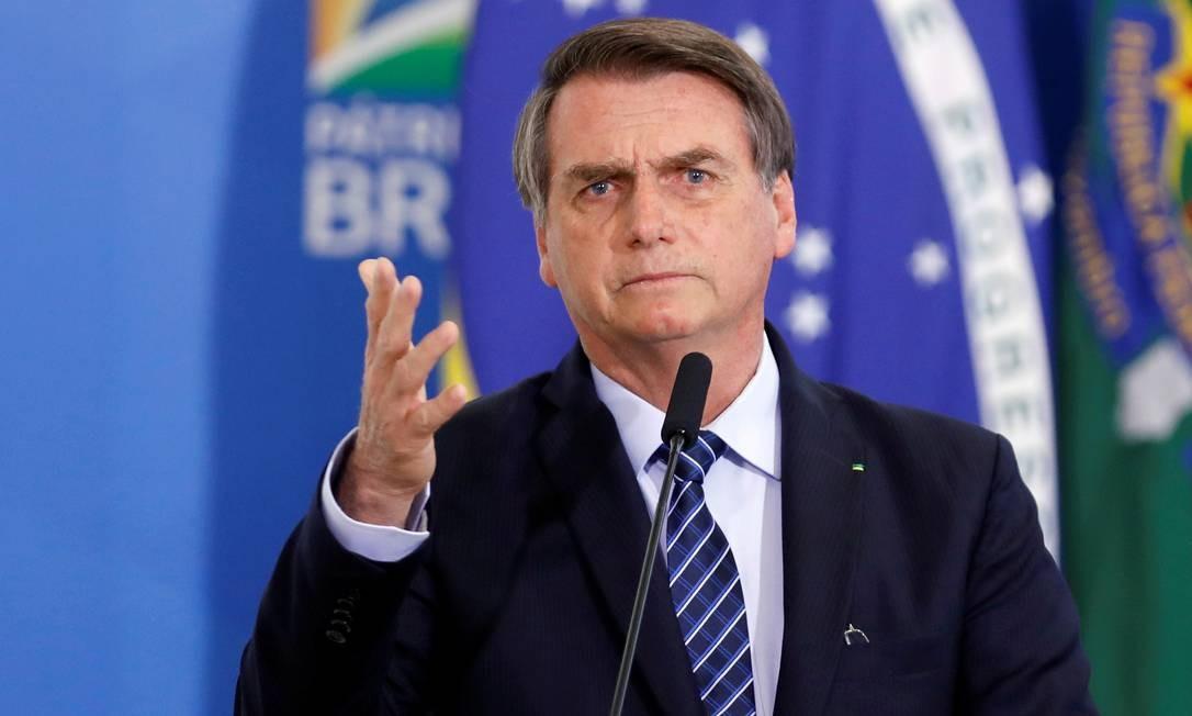 A viagem presidencial deve durar dez dias Foto: Adriano Machado / REUTERS