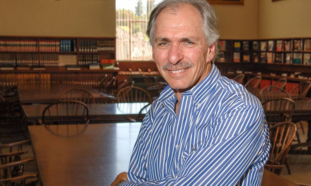 O economista Martin Carnoy, professor da Universidade Stanford Foto: Divulgação