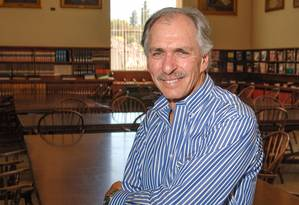 O economista Martin Carnoy, professor da Universidade Stanford Foto: Divulgação / Divulgação