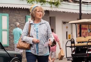Meryl Streep em cena de 'The laundromat' Foto: Divulgação