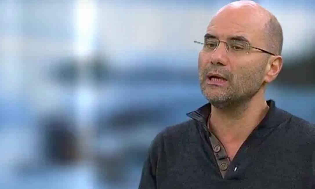 Manuel Loff, historiador português, especialista em governos autoritários Foto: Reprodução/YouTube