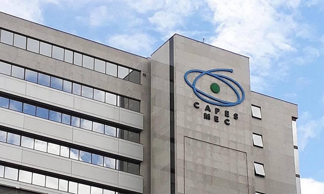 A Capes teve R$819 milhões bloqueados no orçamento Foto: Divilgação