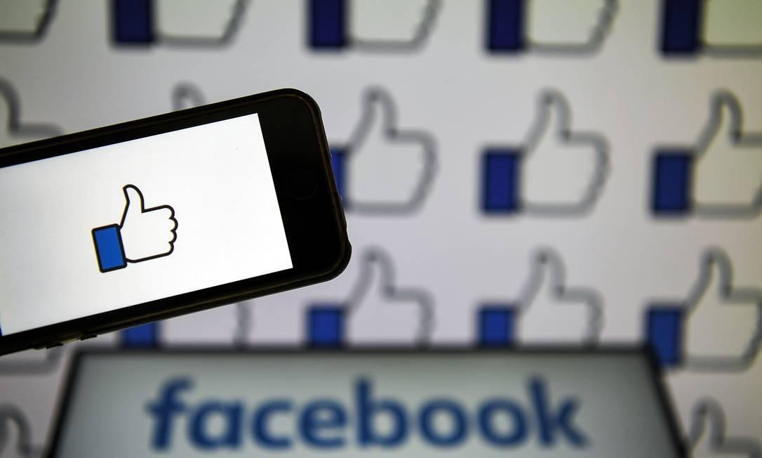 Teste iniciado no Instagram será replicado no Facebook Foto: LOIC VENANCE / AFP