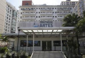 Centro de Artes. Cinema da UFF receberá os três festivais que passarão por NIterói este mês, entre eles a abertura do Brics, pela primeira vez no Brasil Foto: Fábio Guimarães / Agência O Globo