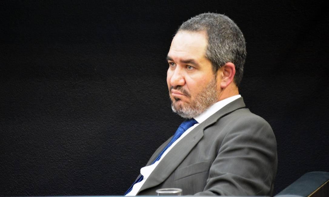 Christian de Castro foi afastado da presidência da Ancine Foto: Infoglobo