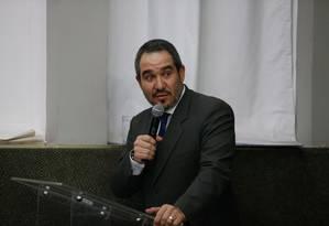 Christian de Castro foi afastado da presidência da Ancine Foto: Fernando Frazão / Agência O Globo