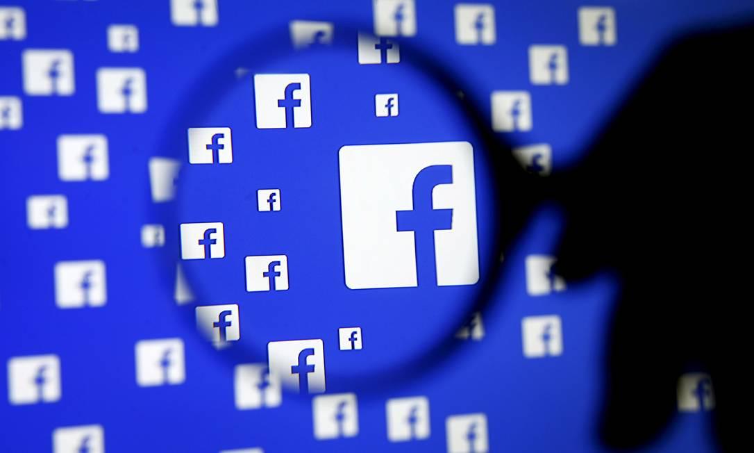Facebook: marcações em imagens são tema de processo. Foto: Dado Ruvic / REUTERS