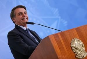 O governo lançou a campanha publicitária 'Semana do Brasil' para incentivar descontos e promoções Foto: Marcos Corrêa/PR