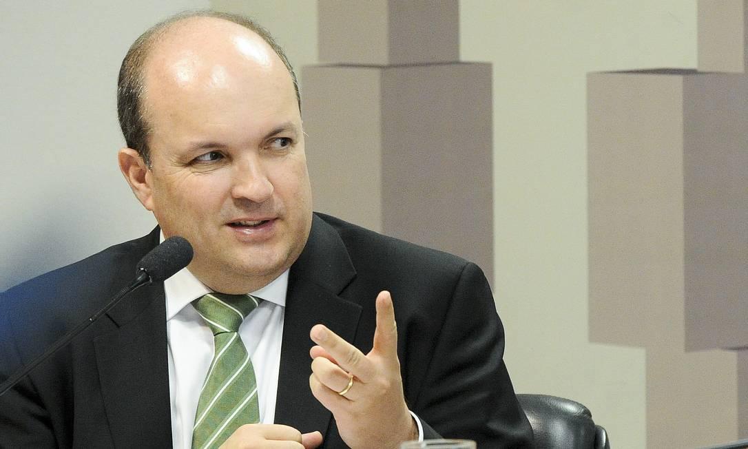 Subprocurador, Antônio Carlos Alpino Bigonha Foto: Geraldo Magela / Geraldo Magela/Agência Senado