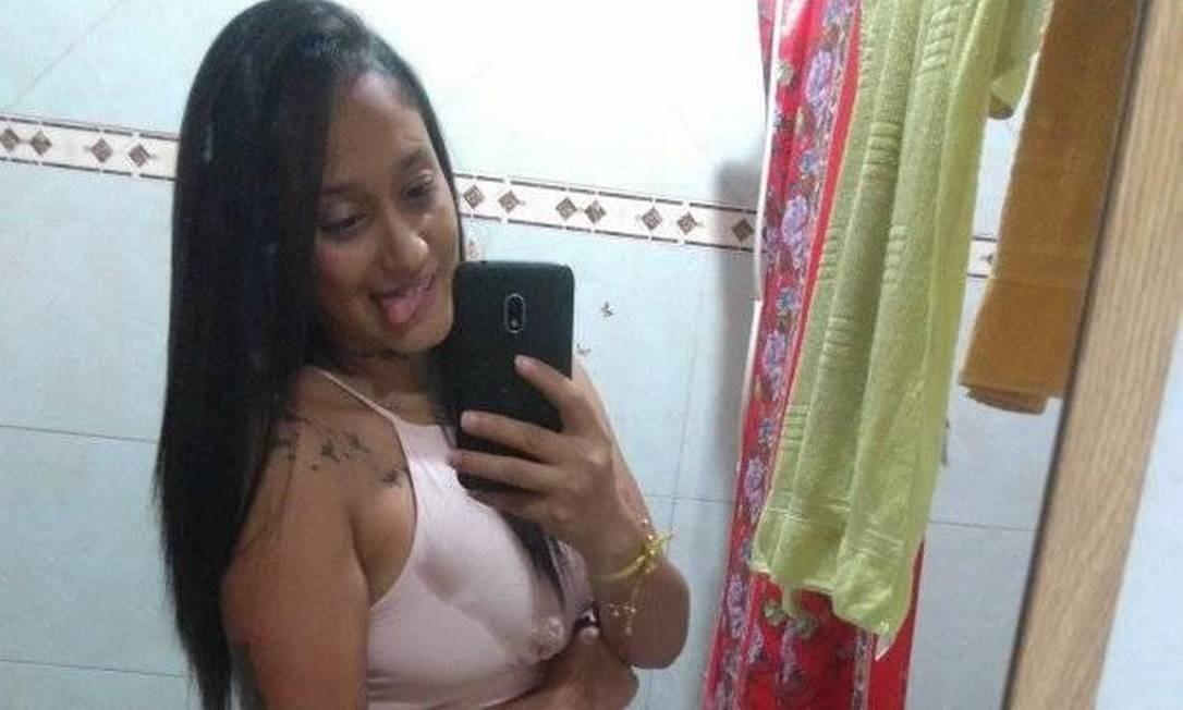Alessandra de Freitas Horth, de 24 anos, foi encontrada morta, na última sexta-feira, próximo ao CemitérioNossa Senhora do Belém, conhecido como doCorte Oito, em Duque de Caxias, na Baixada Fluminense Foto: Arquivo pessoal