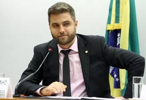 Deputado federal Wladimir Garotinho (PSD-RJ) Foto: Vinicius Loures / Câmara dos Deputados