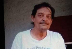 Homem foi visto pela última vez em São Gonçalo Foto: Arquivo Pessoal