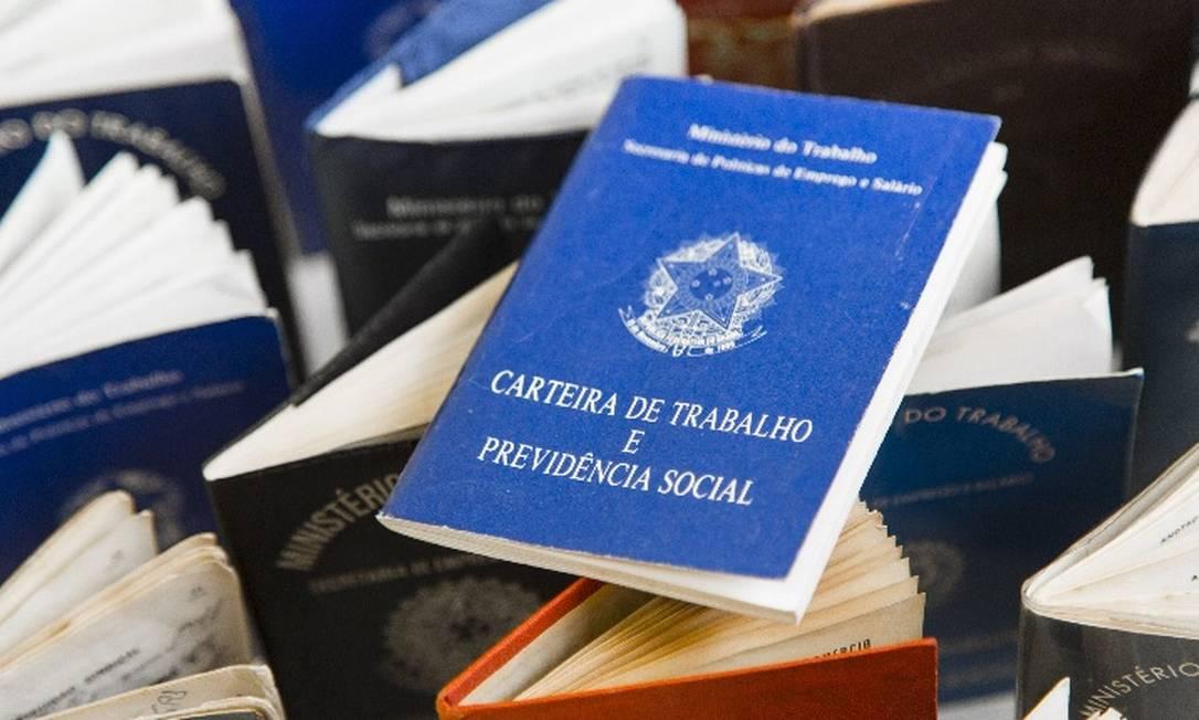 Grupo que estudará mudanças na legislação trabalhista será composto por membros do governo e do Judiciário, além de acadêmicos e advogados Foto: Arquivo- Agência O Globo