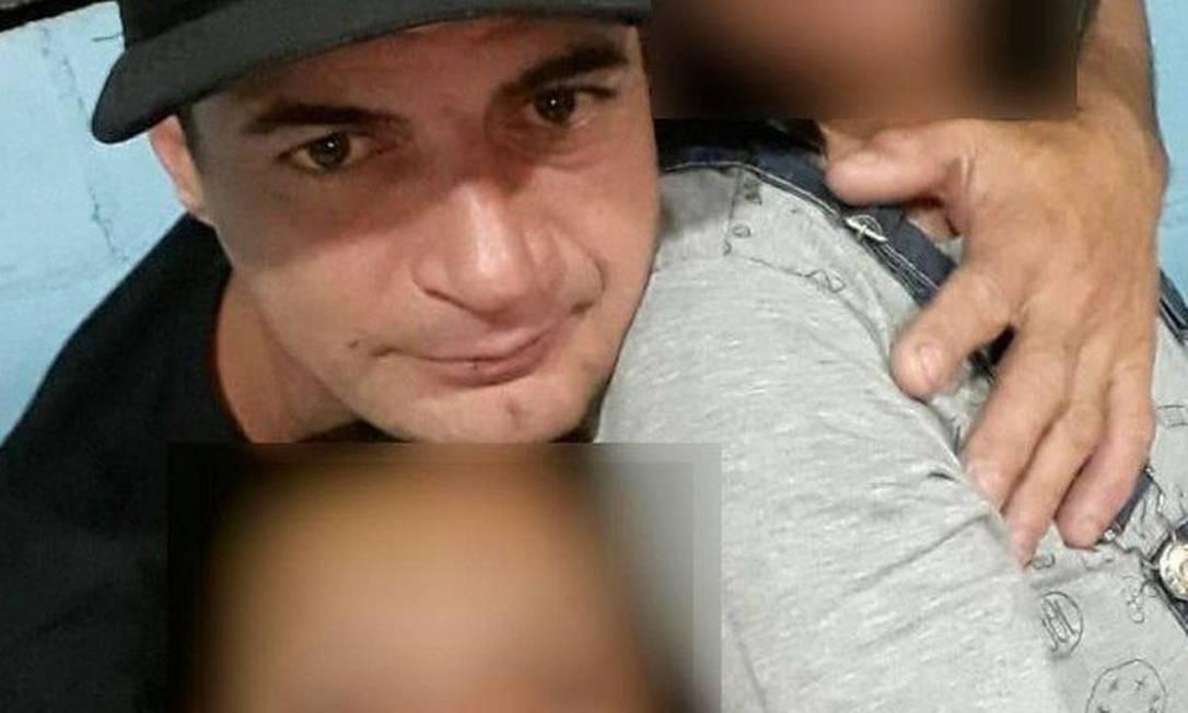 O pedreiro José Pio foi morto com um tiro de fuzil nas costas Foto: Reprodução