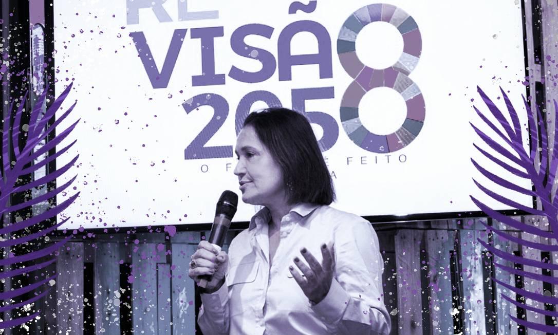 Marina Grossi, presidente do Conselho Empresarial Brasileiro para o Desenvolvimento Sustentável (CEBDS) Foto: Divulgação