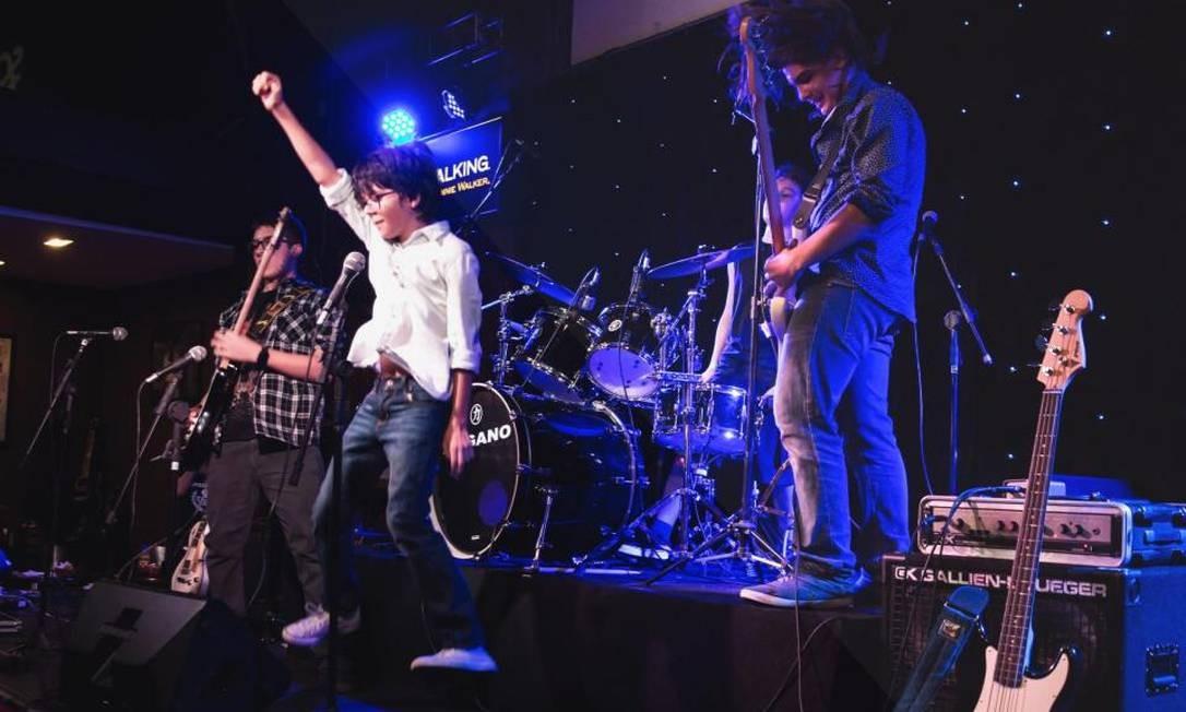 A franquia School of Rock está indo para Portugal pelas mãos de um brasileiro Foto: Divulgação