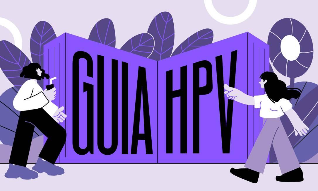O HPV é a infecção sexualmente transmissível mais comum no mundo Foto: Arte de Paula Cruz
