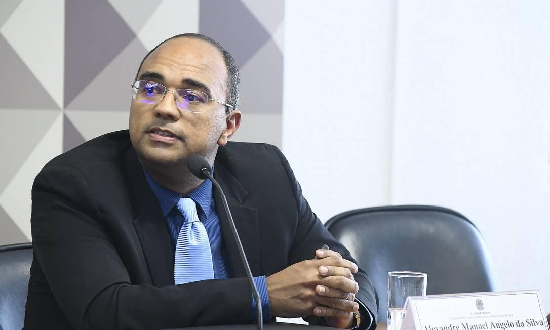 Alexandre da Silva propõe tributação de 1% para sites de apostas Foto: Marcos Oliveira / Agência Senado
