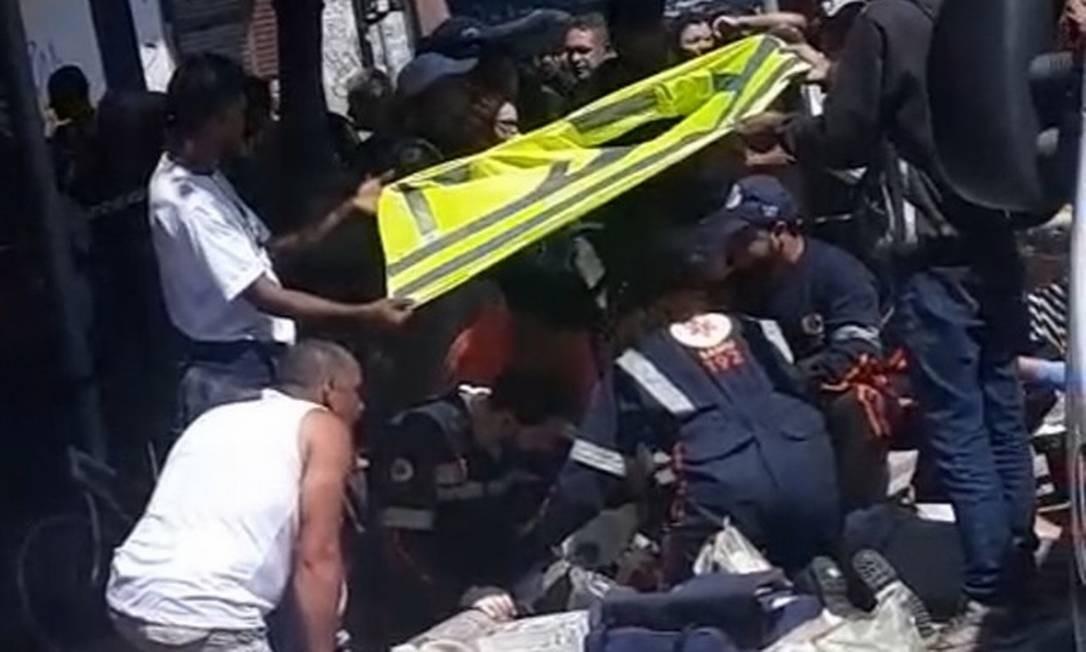 Engenheiro morre após acair de patinete elétrico em Belo Horizonte Foto: Reprodução