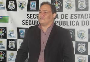 MP do Piauí acusa o chefe da Polícia Civil no estado, LuccyKeiko, de integrar uma organização criminosa Foto: Divulgação