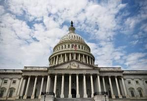 A Comissão de Relações Exteriores da Câmara dos Deputados dos EUA convocou uma audiência para tratar da crise na Amazônia Foto: MANDEL NGAN / AFP