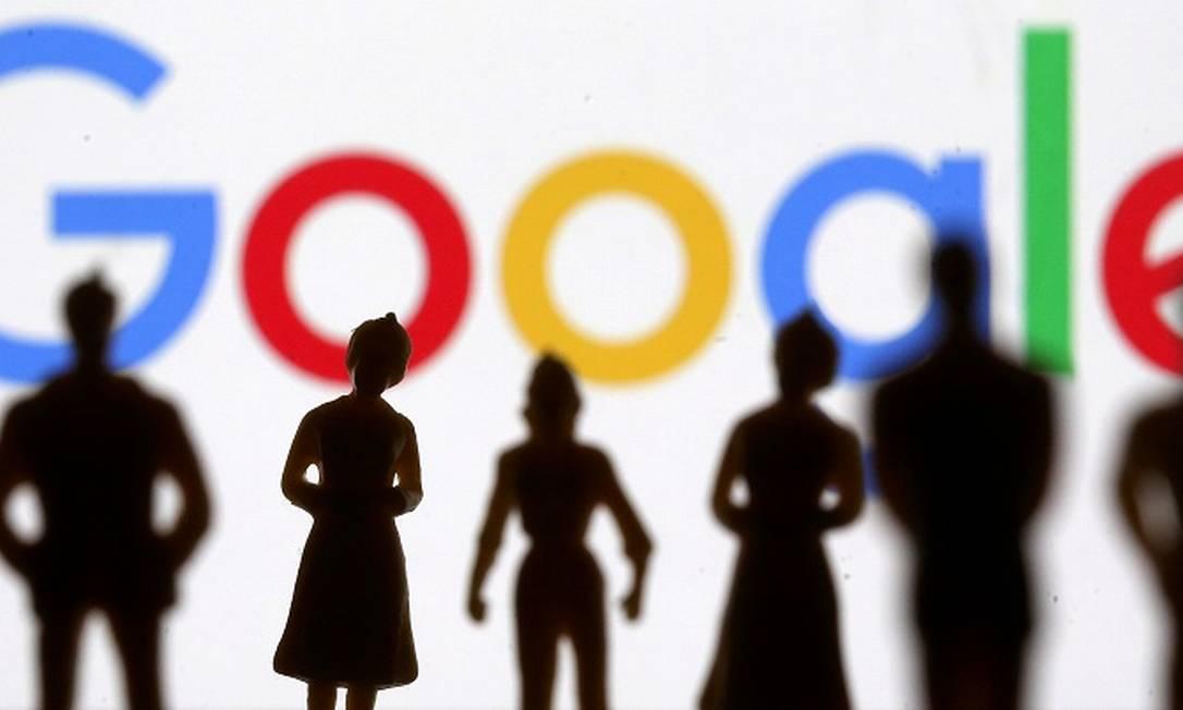 Google: autoridades de olho. Foto: Dado Ruvic / REUTERS