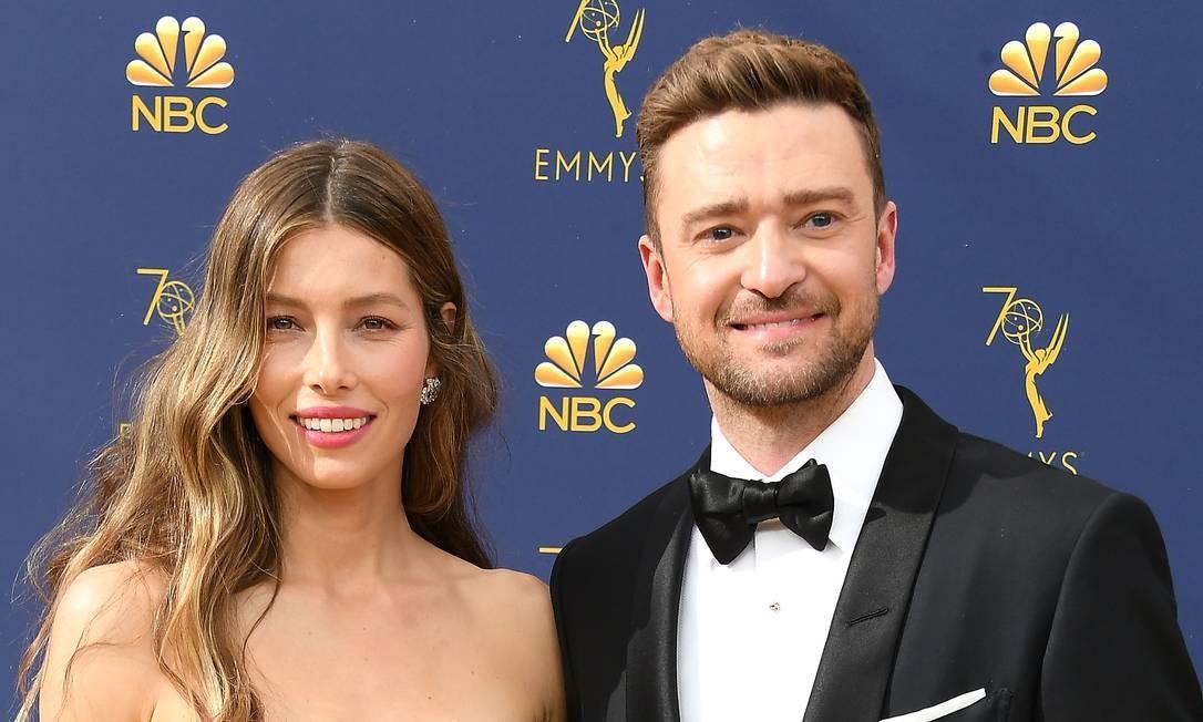 Jessica Biel e Justin Timberlake: casados e parceiros Foto: Steve Granitz / WireImage
